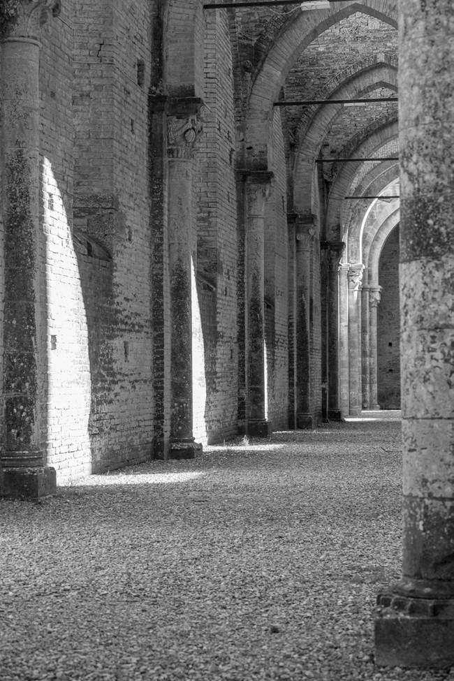 Abbazia San Galgano, Tuskany