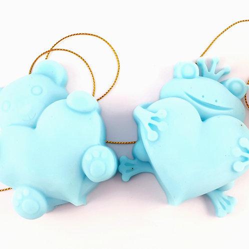 Little Frog & Teddy Soap Fantasías