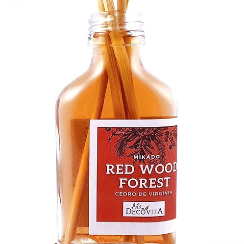 Mikado Red Wood Forest