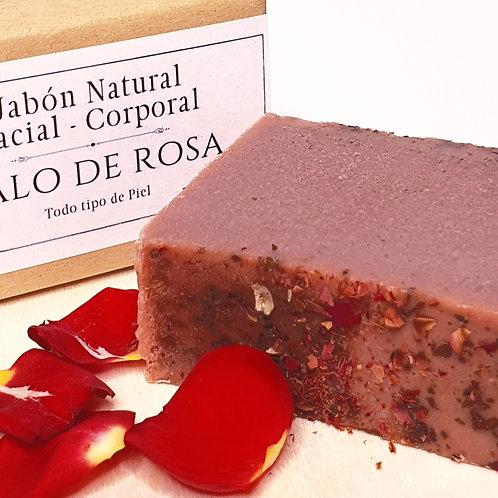 Jabón Palo de Rosa y Arándano Rojo