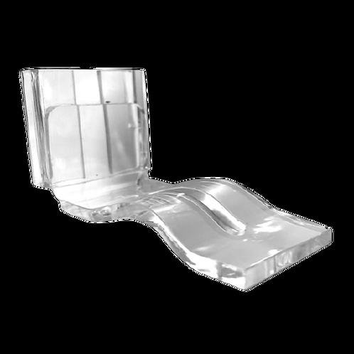 PlexiCam® Wave Shelf Kit - Ideal for BRIO Webcam
