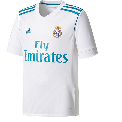 CAMISETA ADIDAS REAL MADRID HOME LFP JUNIOR          B31113