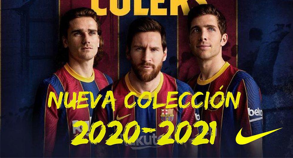 futbol club barcelona 2020-2021