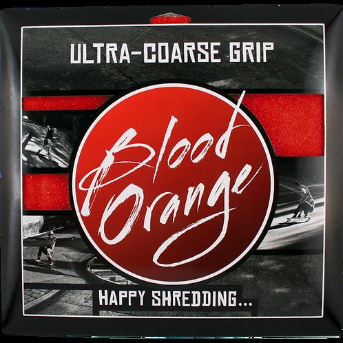 Blood Orange Ultra Coarse Grip (Red)