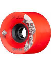 Red 72mm Race Formula Kevin Reimer Wheels