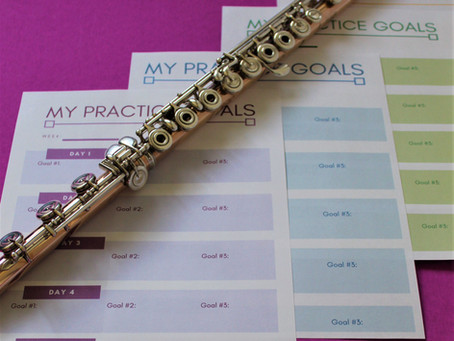 #MondayMusicMotivation: Growing Your Practice Goals