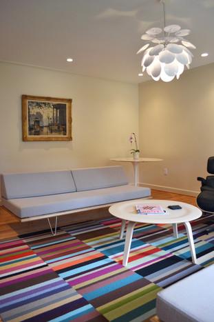 Interior Decoration: Furniture, Artwork & Lighting