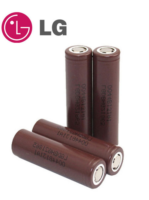 LG HG2 3000 mAh 20A Battery