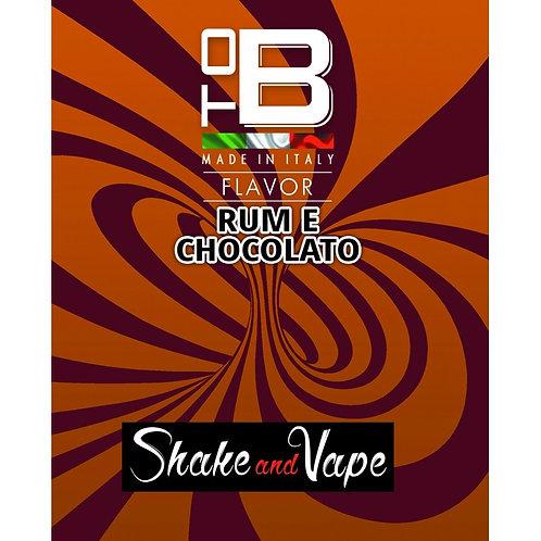 ToB Shake&Vape Rum E Chocolato for 60ml