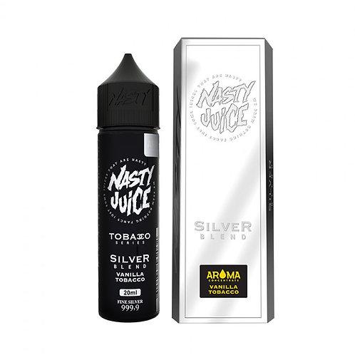 Nasty Juice Tobacco Series Silver Blend Flavorshots
