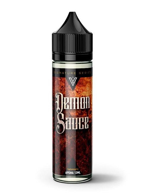 Demon Sauce 60ML (Buttercream, Vanilla Custard, Crème Royal, καραμέλα γάλακτος)