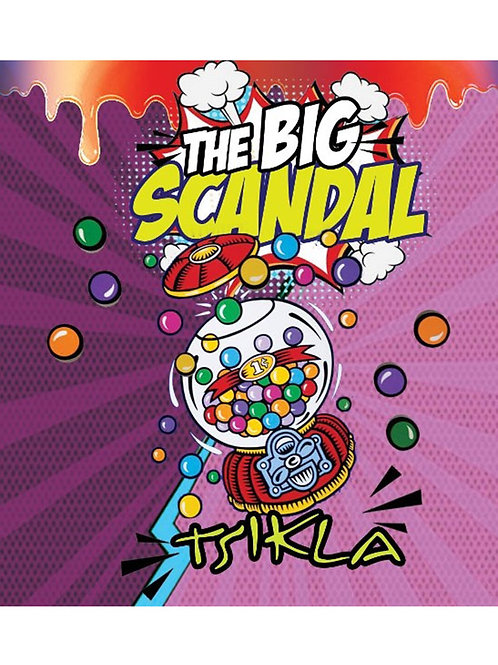 TSIKLA 100ML by Scandal Flavors