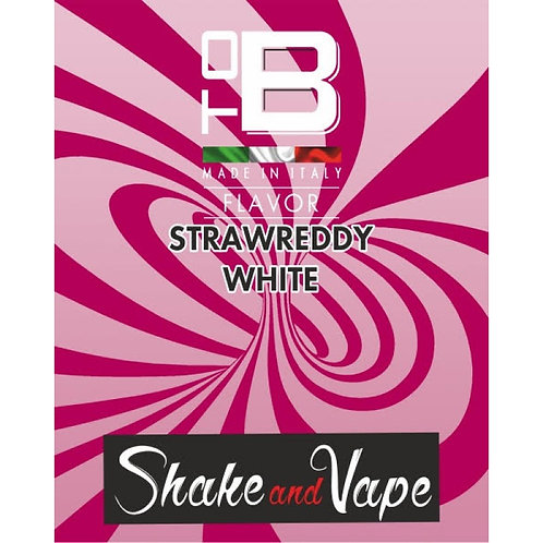 ToB  Strawreddy White for 60ml