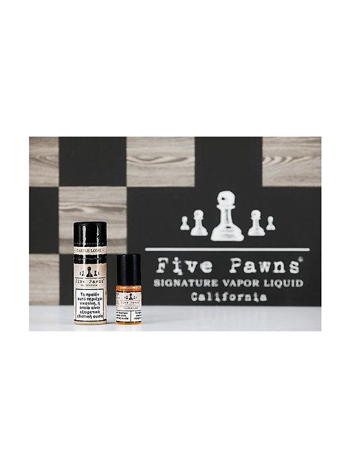 Five Pawns - Castle Long 10ml