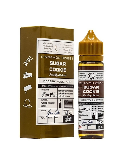 GLAS Basix Series - Sugar Cookie