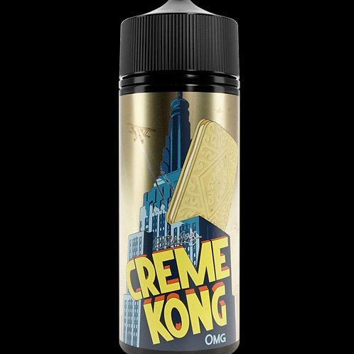 Retro Joes Flavour Shot Creme Kong 120ml
