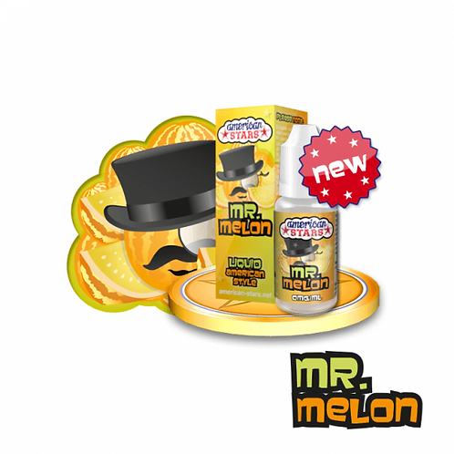 American Stars - Mr Melon 10ml