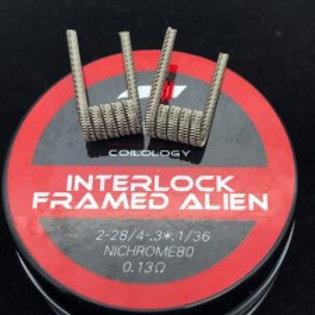 Coilology Handcrafted Prebuilt Coil Interlock Fram