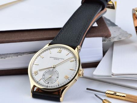 江詩丹頓古董錶重現當年 收藏家系列來台一次看