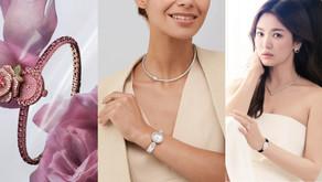 戴錶也不能馬虎!|提升氣勢關鍵:一只華美的珠寶錶