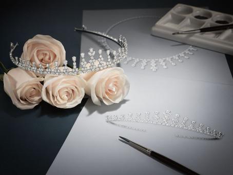 你配戴的作品用的是錦簇鑲嵌工藝嗎 海瑞溫斯頓四大標誌性傳承之一