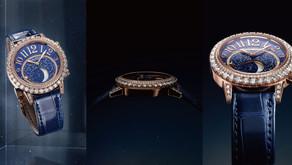 七夕浪漫獻禮|積家約會系列月相珠寶腕錶