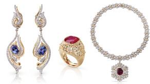 亞洲巡禮第一站!|BUCCELLATI秋冬高級珠寶即將來台