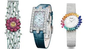 連珠寶都得為迎接換季而打點一番!|2021海瑞溫斯頓、伯爵、蕭邦為季節獻上祝福之作