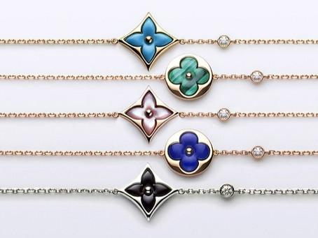 身為LOUIS VUITTON的粉絲不能錯過的收藏|Color Blossom BB珠寶系列