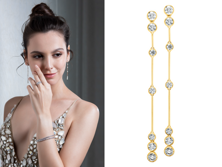HEARTS ON FIRE跟進輕奢時尚風|SPARKLING DIAMONDS系列無痛入手