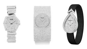 實用與美感兩個都要!|手鐲式珠寶腕錶與配飾合而為一