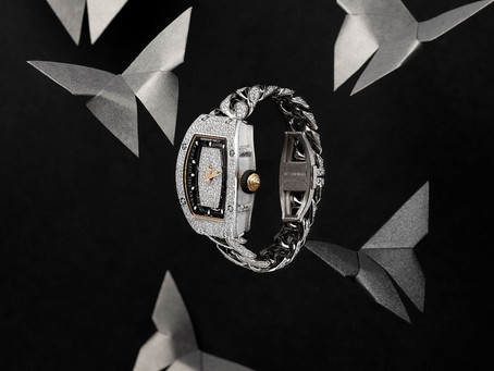 RM07-01雪花鑲嵌鑽錶 打造冬日景致|RICHARD MILLE再推女錶新作