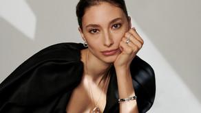 經典羅馬時標穿梭頸脖指尖 26年後Tiffany Atlas™以全新Atlas X問世