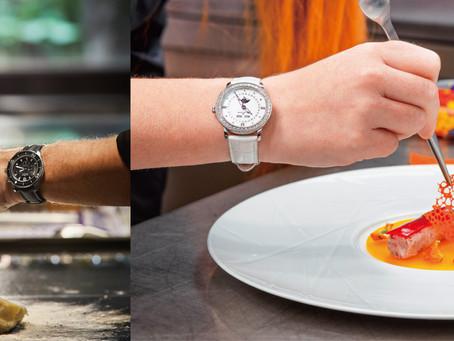 米其林摘星大廚的手上有它!|BLANCPAIN與高級美食界的不解之緣