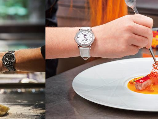米其林摘星大廚的手上有它! BLANCPAIN與高級美食界的不解之緣