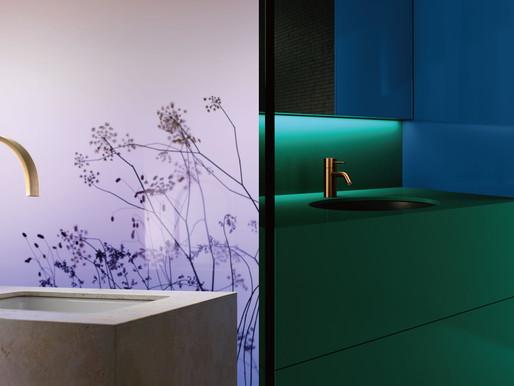 沐浴舒心選對顏色成關鍵 楠弘廚衛的空間色彩心法