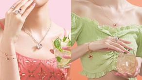 微解封享受金魚般的自由|戴上QEELIN的金魚珠寶準沒錯!
