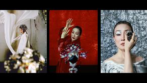 名伶魏海敏與 JHENG 藝術總監齊心打造臉譜系列 X《千年舞臺,我卻沒怎麼活過》形象大作|JHENG 臉譜系列