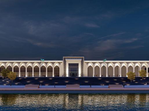 走訪絲綢之路!|2022年將開放體驗撒馬爾罕文化