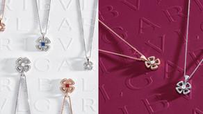 珠寶中的永生花|寶格麗FIOREVER系列轉換吊墜新登場