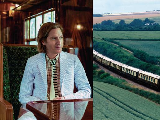 想上車嘛!魏斯·安德森的對稱風狂粉|充滿置中美學的古董車廂重啟火車旅行