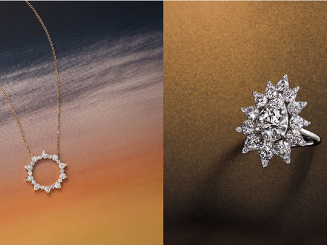 HEARTS ON FIRE秋蝶飛舞|Glittering Autumn高級訂製珠寶展帶來新作