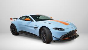 全港唯一Aston Martin跑車! 於邦瀚斯Auction4Wildlife慈善網上拍賣會成交