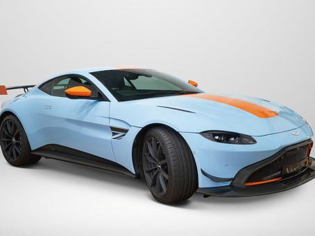 全港唯一Aston Martin跑車!|於邦瀚斯Auction4Wildlife慈善網上拍賣會成交