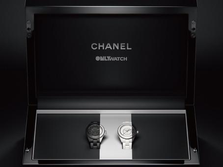 Only Watch慈善拍賣 香奈兒獨獻J12 PARADOXE套錶