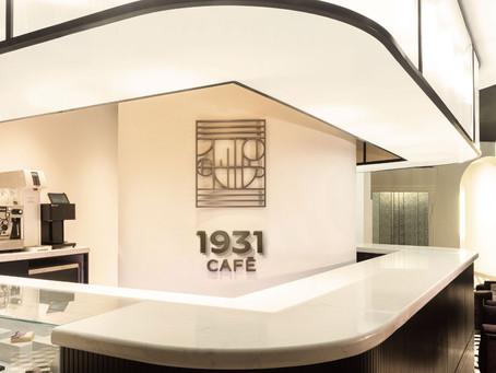 歡迎光臨積家1931 CAFÉ 慶祝Reverso翻轉系列腕錶問世90週年