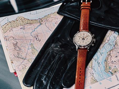 父親節傳承嚴選! 蕭邦全新Mille Miglia Classic Raticosa計時碼錶