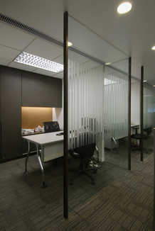 Enterprice co. - office & showroom 10,000 sq.ft.