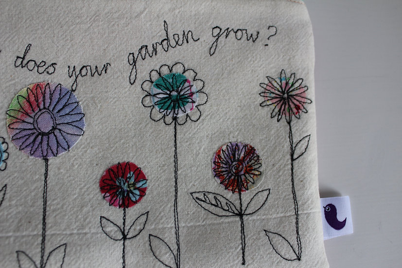 How does your garden grow? Cotton Purse