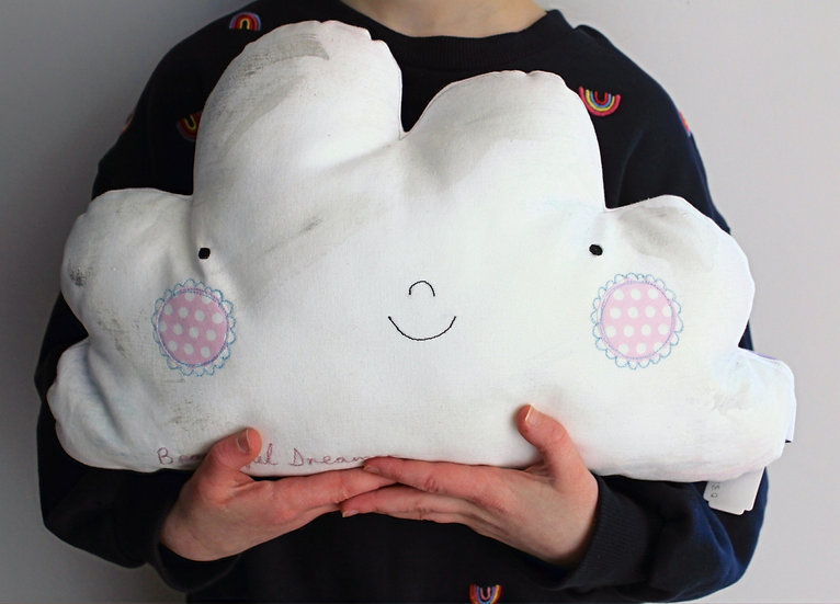 Beautiful Dreamer Cloud Cushion